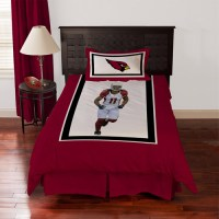 Biggshots Arizona Cardinals Larry Fitzgerald Bedding ...
