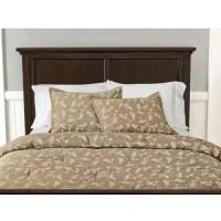 Canopy Garden Scroll Comforter Set, Clay Beige - Walmart.com