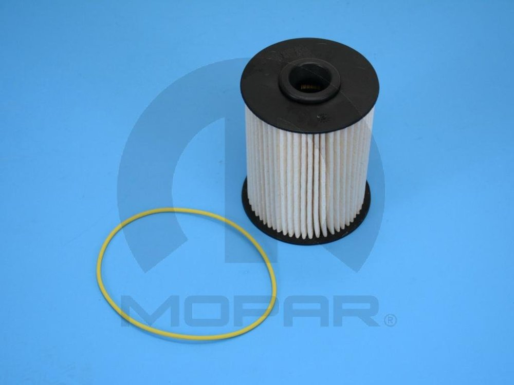medium resolution of fuel filter 68001914ab for 2003 2009 dodge ram 2500 ram 3500 walmart com