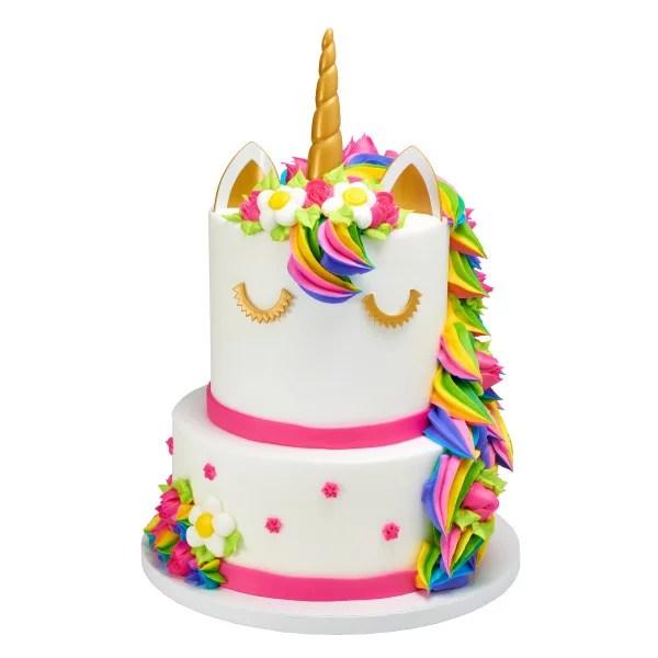 Unicorn Creations For Cake Design From Decoset Walmart Com