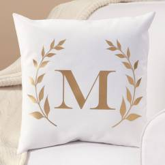 Gold Throws For Sofas Bamboo Sofa Set Pillows With Brown Baroque Pattern Throw