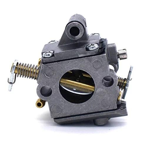Stihl 026 Carburetor Removal