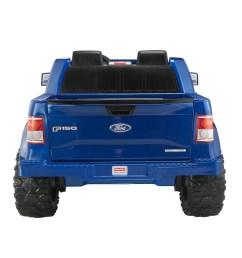 power wheels ford f 150 12 v battery powered ride on vehicle blue walmart com [ 2000 x 2000 Pixel ]