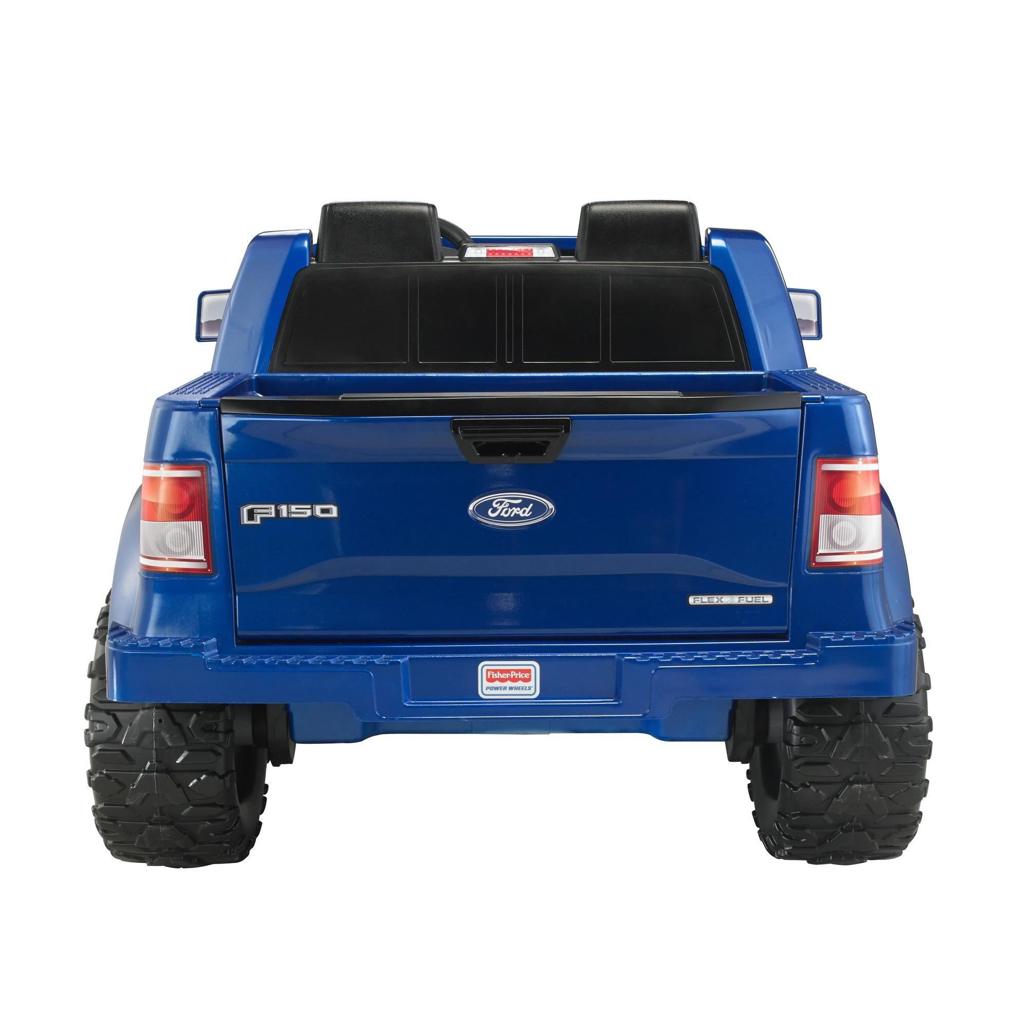 hight resolution of power wheels ford f 150 12 v battery powered ride on vehicle blue walmart com