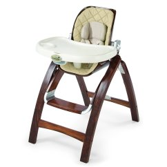 Padded High Chair Rocking For Toddler Room Summer Infant Bentwood Replacement Pad