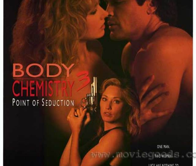 Body Chemistry 3 Point Of Seduction Poster Movie Mini Promo