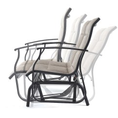 Best Chairs Geneva Glider Weight Limit Chair Covers For Armchair Padded Sling Bench Loveseat Garden Patio