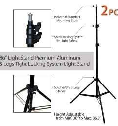 limostudio 600 watt photography video portrait umbrella continuous lighting kit with day light cfl bulbs 33 photo umbrellas heavy duty light stands  [ 1000 x 1000 Pixel ]