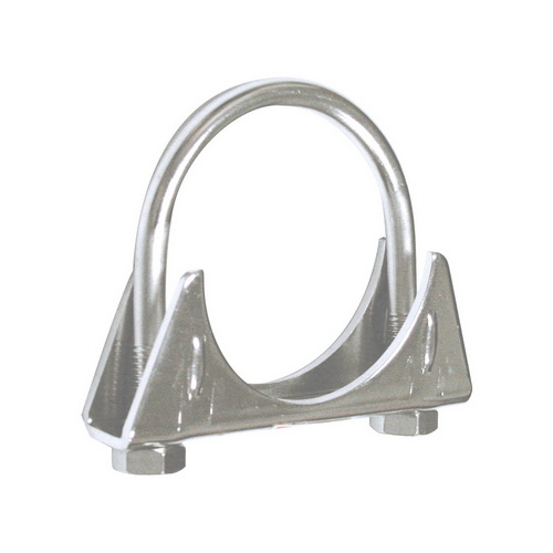 exhaust pipe clamp stainless steel 2 5 inch car pipe clamp heavy duty