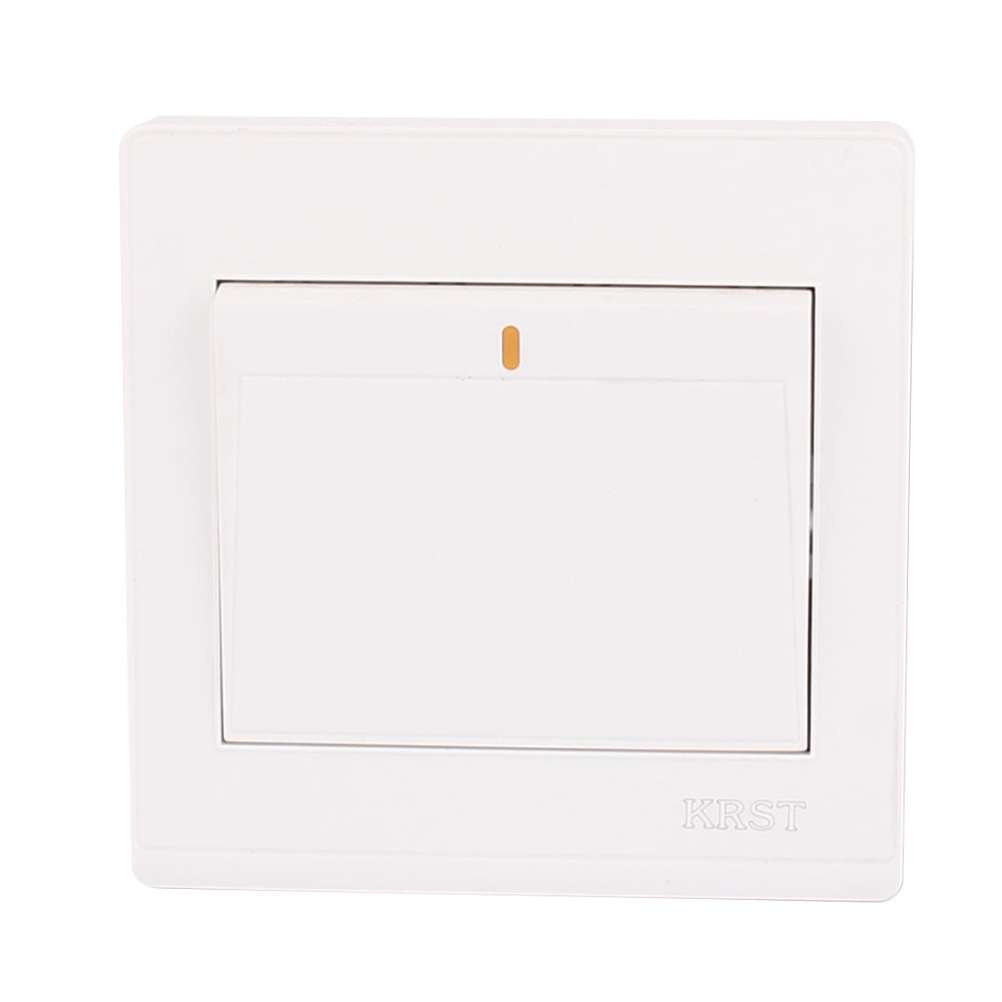 On Off Press Button 1 Gang 1 Way Wall Switch Home Light