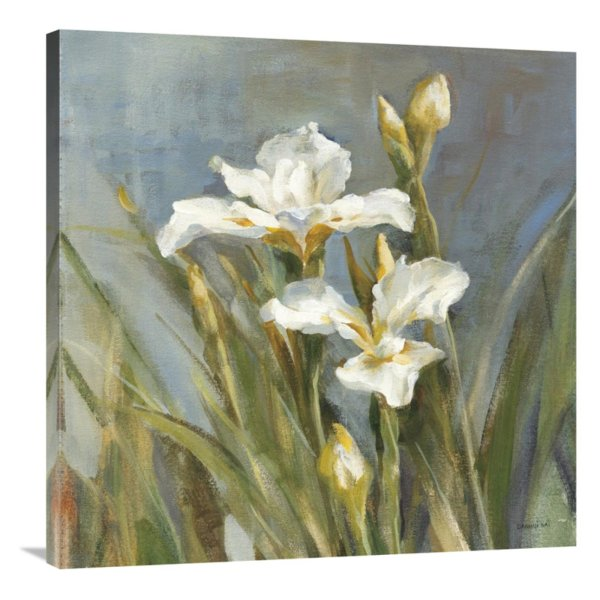 Global Spring Iris Ii Wall Art