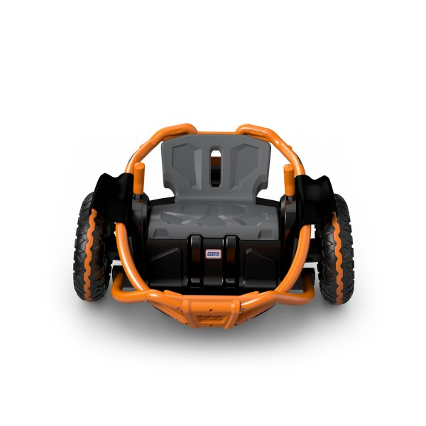Power Wheels Wild 12 Volt Battery Powered Ride Vehicle - Orange