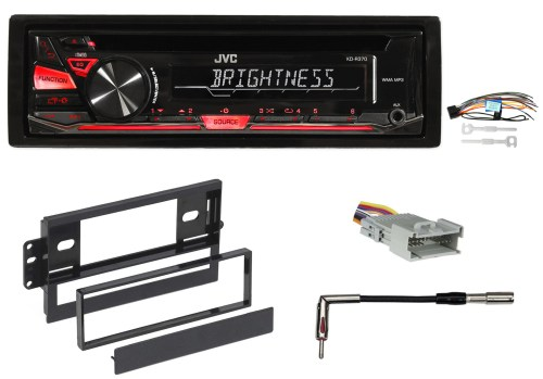small resolution of jvc cd player receiver stereo w mp3 wma aux for 2003 2005 chevrolet chevy blazer