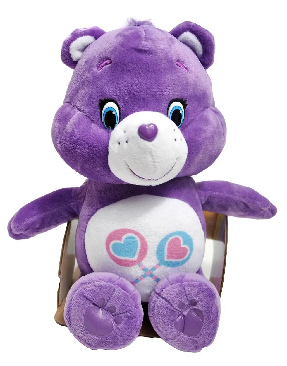 Care Bears Soft Plush Share Bear 11