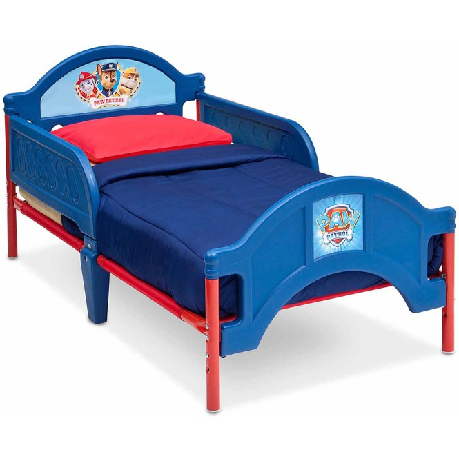 Character Corner Toddler Bed Assortment W Mattress Bundle Your Choice Of