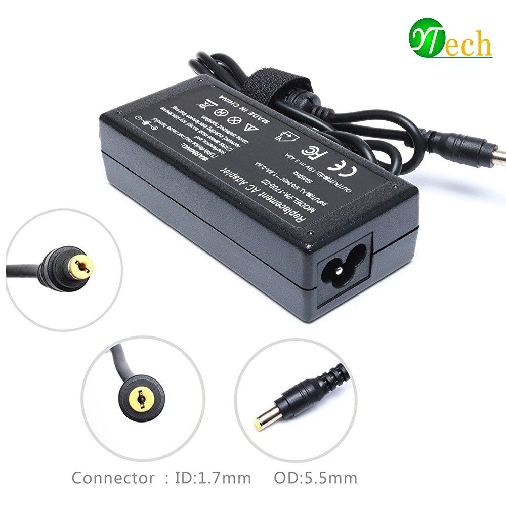 Ytech 65w Ac Power Adapter Battery Charger For Acer Aspire