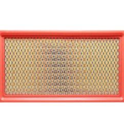 replacement engine air filter for 2013 mazda cx 9 v6 3 7 car automotive panel filter aca 10242 walmart com [ 1600 x 1600 Pixel ]