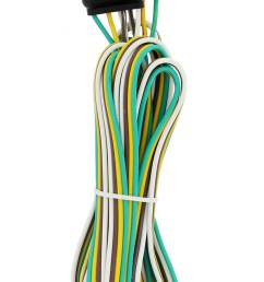 abn 1916 4 way 4 pin plug 20 gauge trailer light wiring harness extension 10ft walmart com [ 705 x 1500 Pixel ]