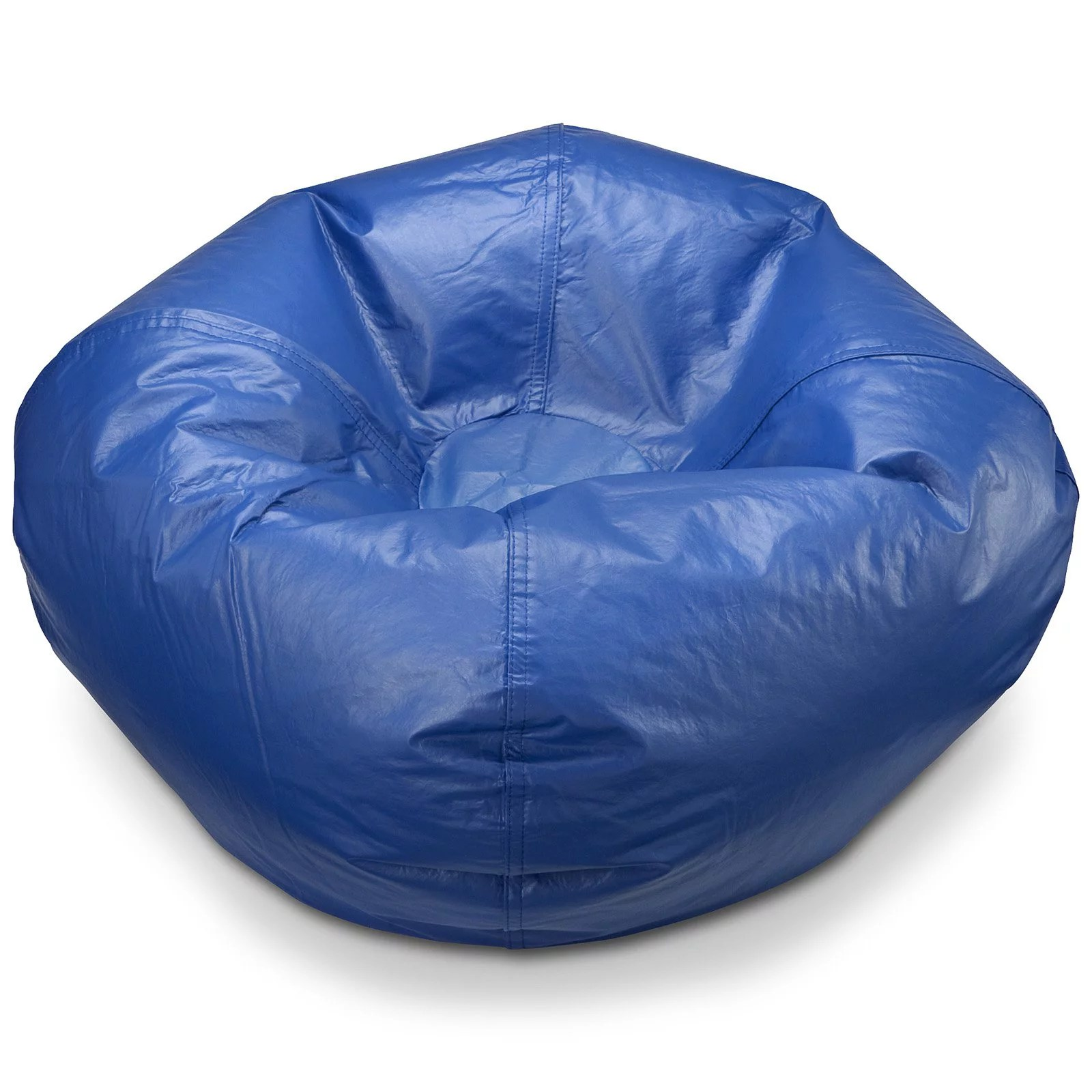 Small Standard Vinyl Bean Bag Chair