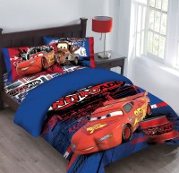 Disney Cars Nitroade Twin Bedding Comforter Set - Walmart.com