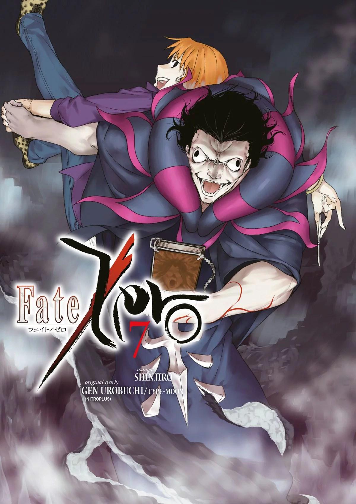 fate zero volume 7