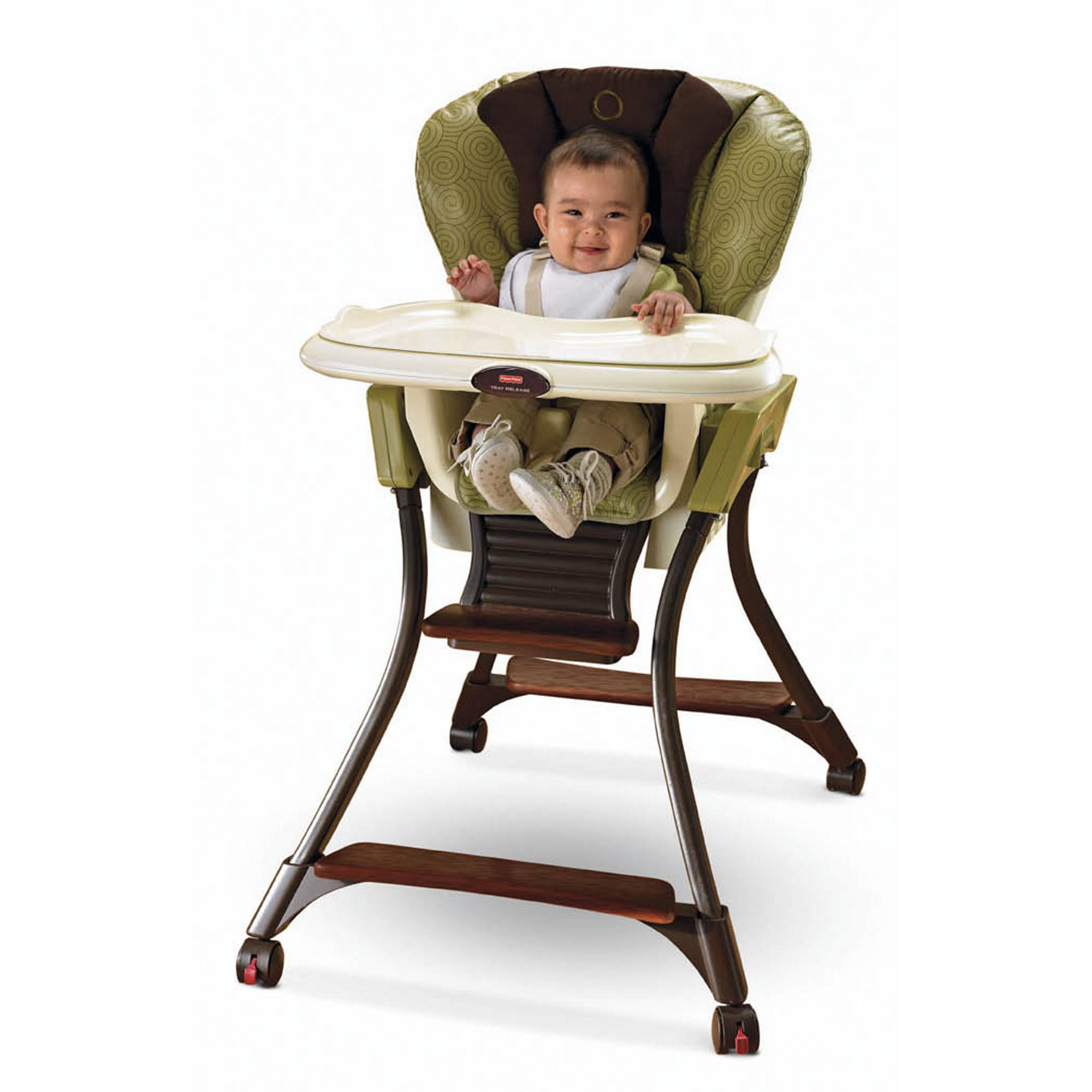 High Chair Fisher Price Fisher Price High Chair Zen Collection Walmart