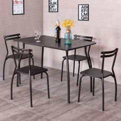 5 Piece Kitchen Table Sets Small Cabinet Ideas Dining Room At Furniture Complete