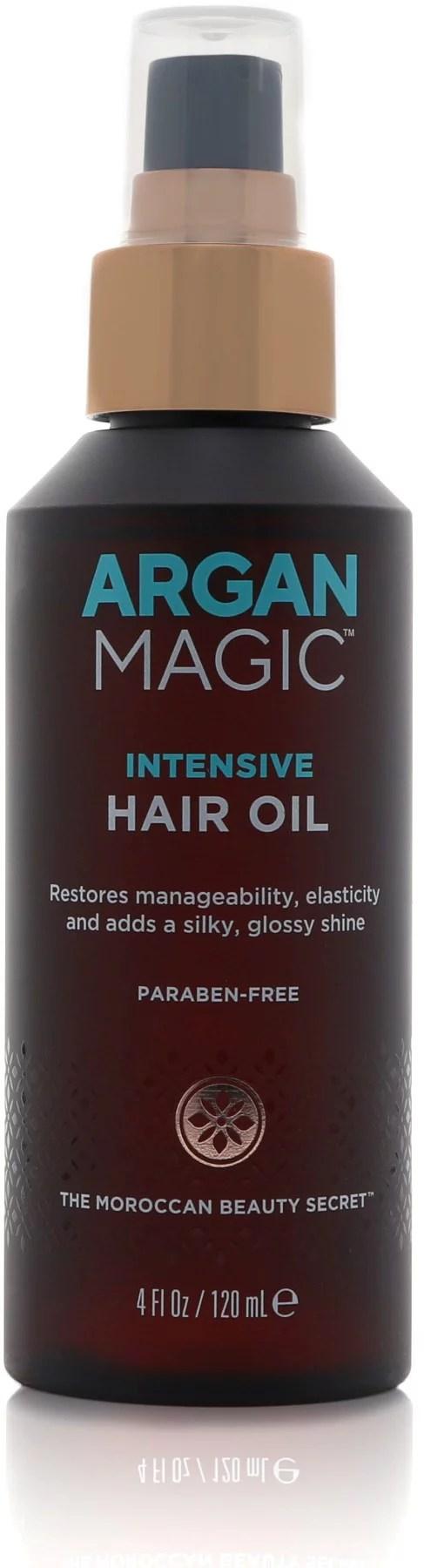 Argan Magic Intensive Hair Oil 4 oz - Walmart.com ...