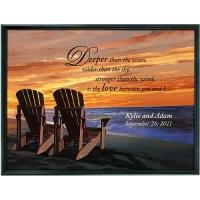 Personalized Beach Chair Canvas - Walmart.com