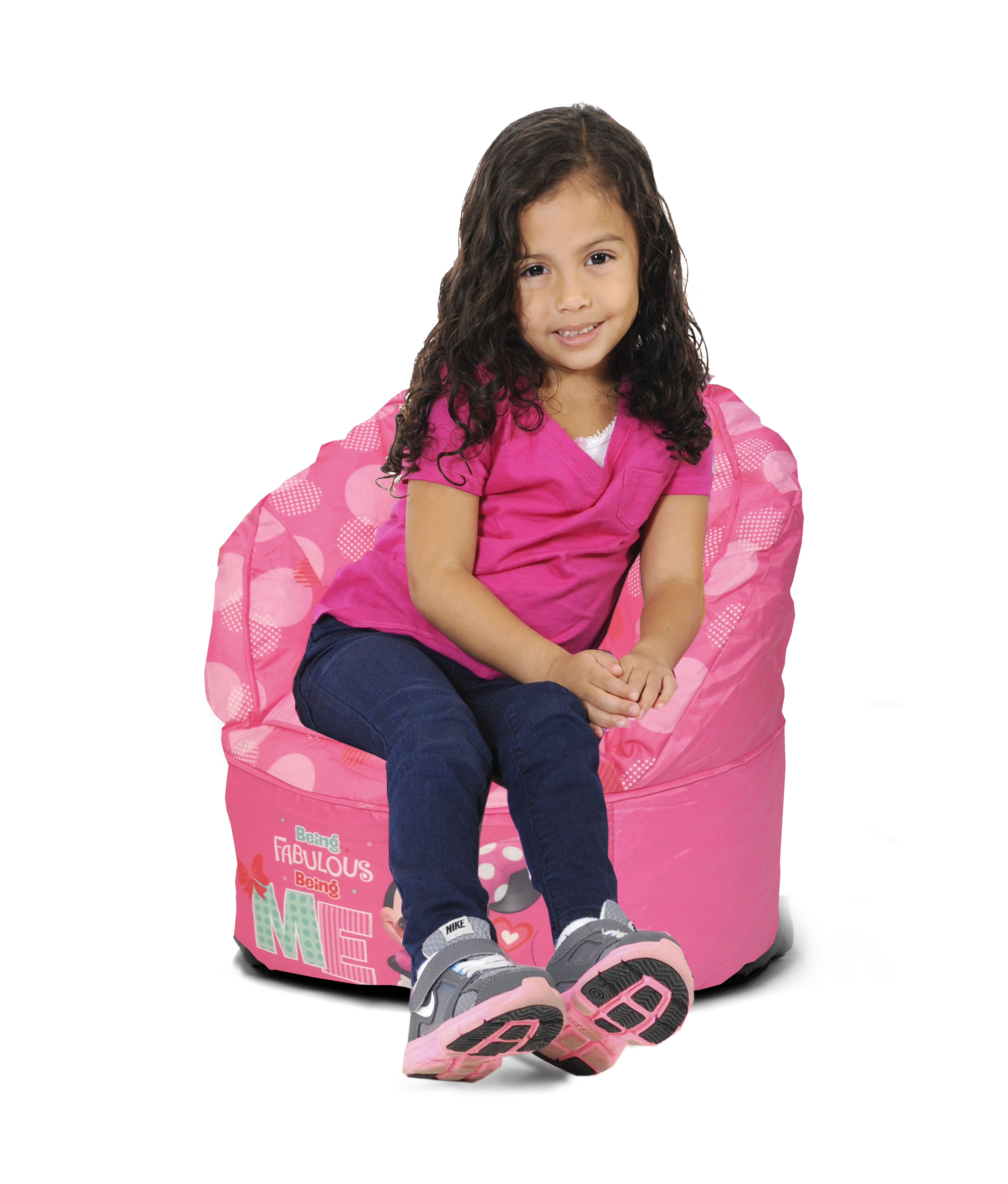 walmart minnie mouse chair table and rentals san diego toddler bean bag