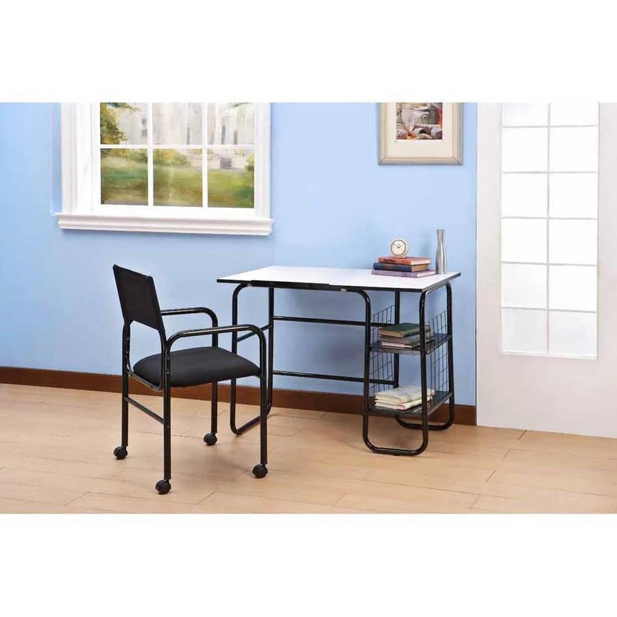 Student Adjustable Tilt Desk and Chair Multiple Colors