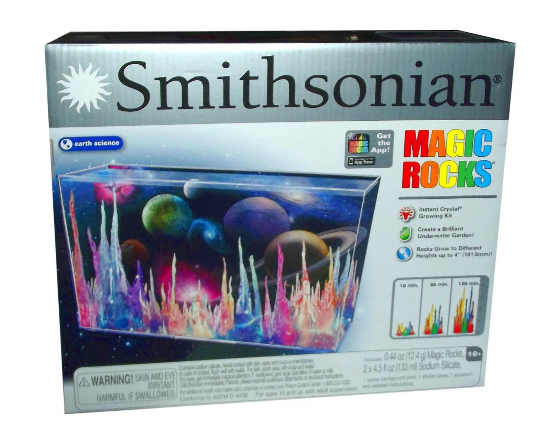 Smithsonian Magic Rocks Kit Space Walmart