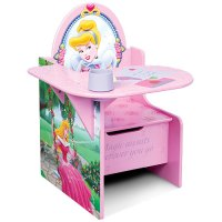 Disney Princess Desk & Chair - Walmart.com
