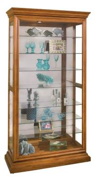Lighthouse Manifestation - Wood Curio Cabinet - Walmart.com