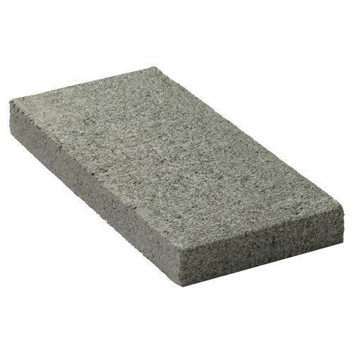 16 patio paver block gray