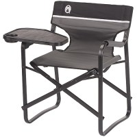 Coleman Deck Chair With Swivel Table - Walmart.com