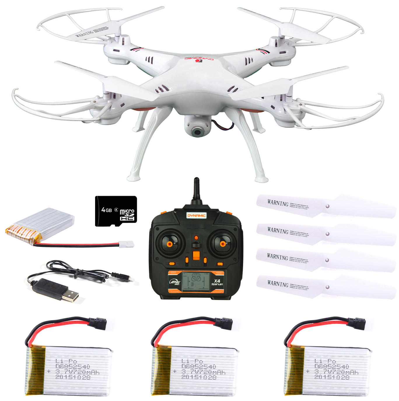 hight resolution of x5sw 1 6 axles gyro rc quadcopter 2 4g 4 ch d rone compact rc helicopter with 0 3mp w ifi fpv camera photography video device walmart com