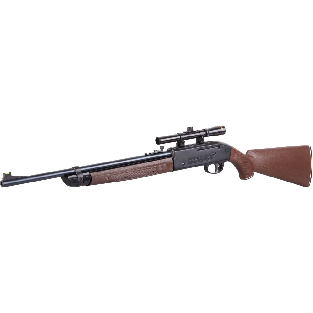 medium resolution of crosman 2100 classic variable pump 177cal air rifle with scope 2100x