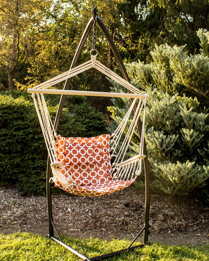 hammock chair with stand
