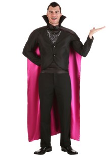 Hotel Transylvania Men' Dracula Costume