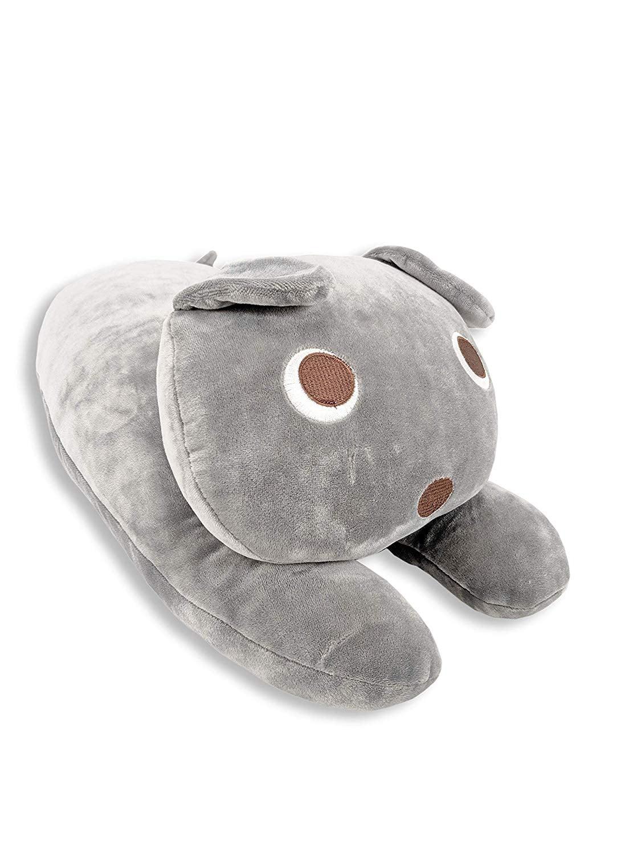 adorable large stuffed animal plush huggable dog pillow for kids walmart com