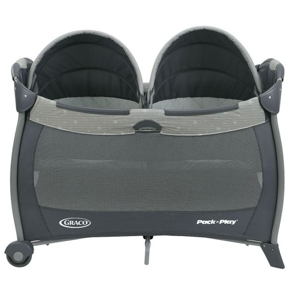 Graco Pack ' Play Playard With Twin Bassinets Vance