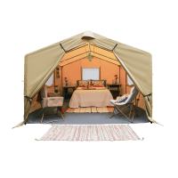 Ozark Trail 12X10 Ft All-Season Outfitter Wall Tent ...