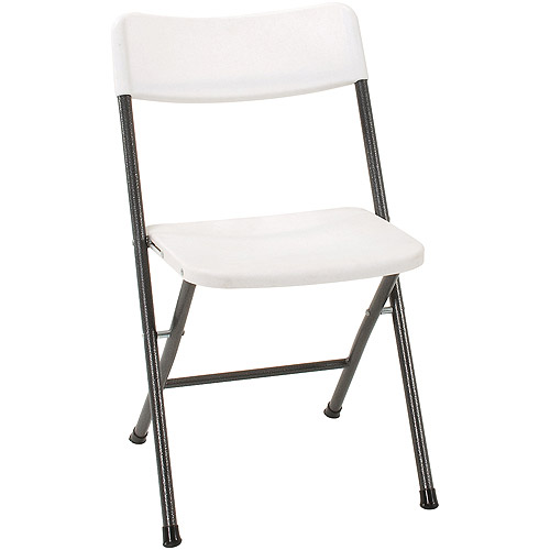 walmart resin chairs dinner chair covers cosco 4 pack folding with molded seat and back multiple colors com