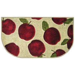 Apple Kitchen Rugs Sliding Drawers For Cabinets Better Homes And Gardens Rug Walmart Com Departments