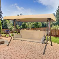 Garden Winds Replacement Canopy Top for Home Depot S010047 ...