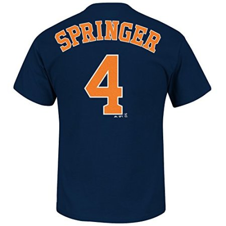 George Springer Houston Astros #four MLB Youth Identify & Quantity Participant T-shirt (Youth XLarge 18/20) c5847a42 6122 4a71 8237 0414a0f52fb2 1