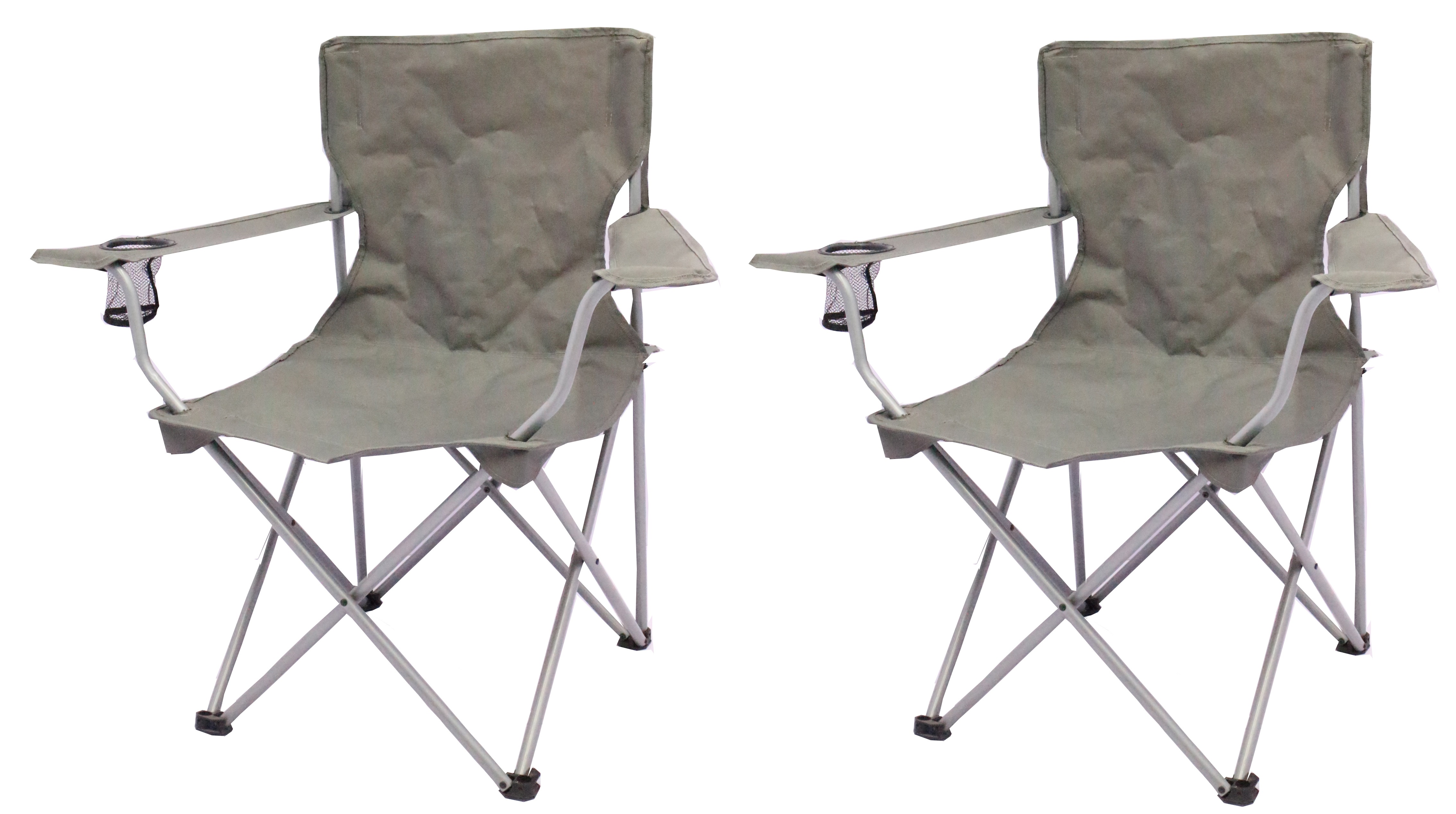ozark folding chair hanging egg stand only trail quad camp 2 pack  walmart