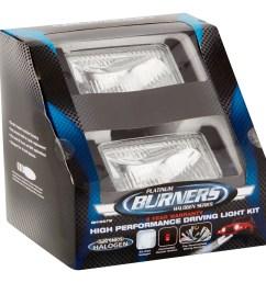 optronics burners platinum halogen series high performance driving light kit walmart com [ 2365 x 2365 Pixel ]