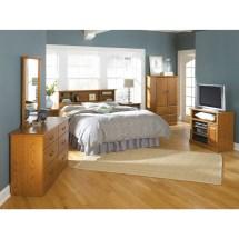 Sauder Orchard Hills Bedroom Furniture Collection